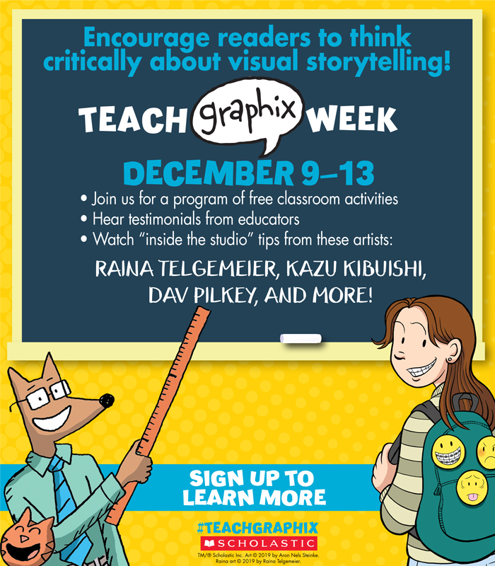 Teach Graphix Week