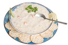 Stone Crab Chowder