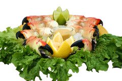 Medium Stone Crabs