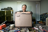Doug Howerton is Interlace's on-site guitar & amp technician, available for repairs, modifications and upgrades to equipment.  Doug also builds some mean amps from scratch!