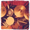 iPhone: Tracking drums for A Lot Like Birds.