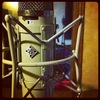 iPhone: Tracking Vocals for Jonny Craig