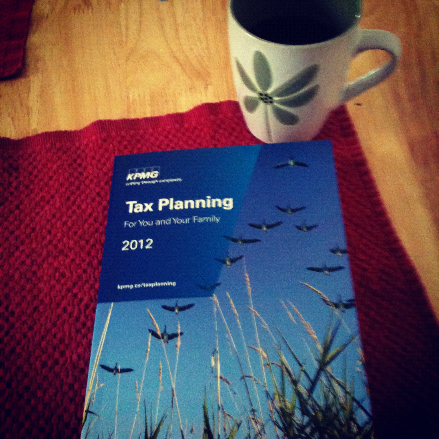 Book cover photo of tax planning for you and your family 2012