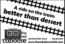 The Red Caboose Newspaper Campaign_5