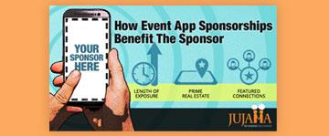 How Event App Sponsorships Benefit The Sponsor