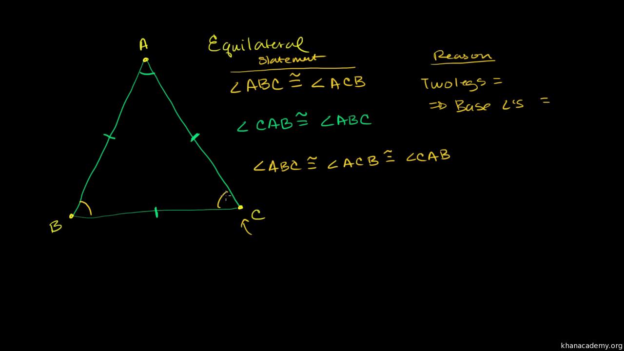 equiangular scalene triangle - photo #37