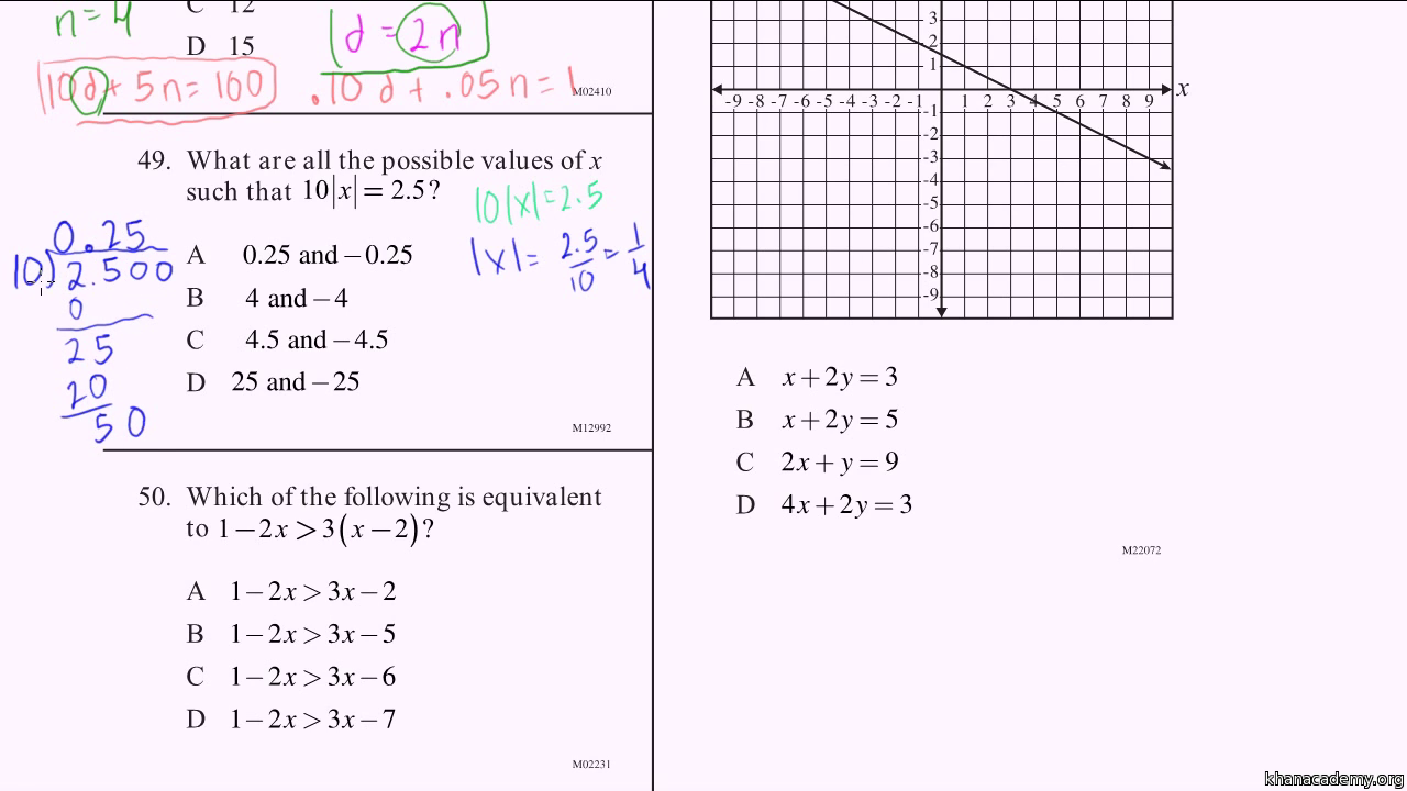 8th Grade Math Staar Worksheets - 226.3KB