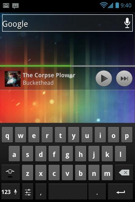 Android UI Kit for Illustrator Fireworks Visio OmniGraffle
