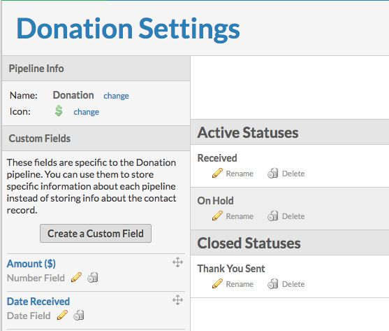 using pipeline templates donation