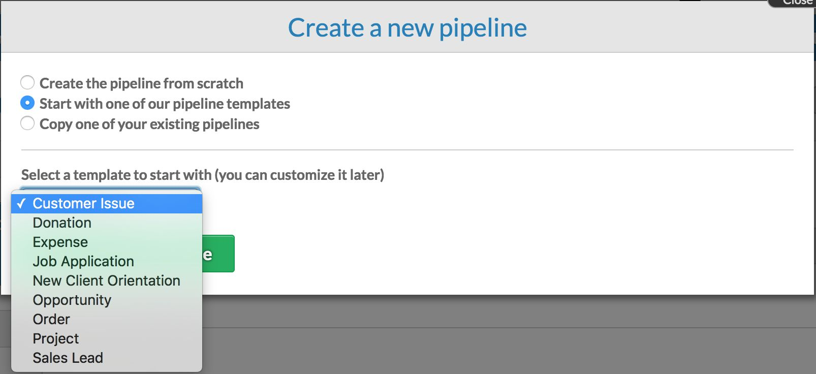 Using Pipeline Templates All Of Our Template Tutorials