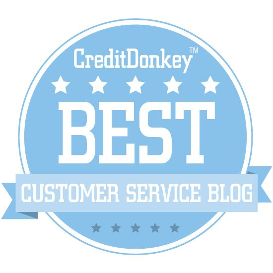 Less Annoying ranked as one of the best customer service blogs