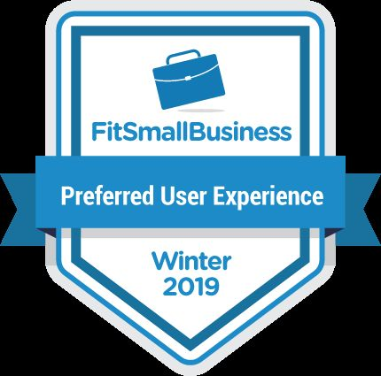 Less Annoying CRM receives FitSmallBusiness' Preferred User Experience award!