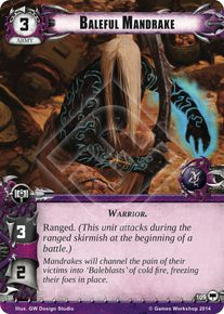 Baleful Mandrake