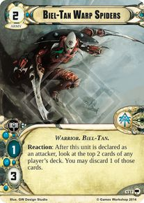 Biel-Tan Warp Spiders