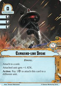 Command-link Drone