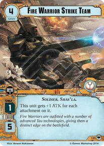 Fire Warrior Strike Team