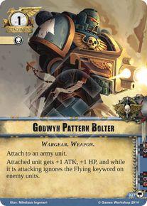 Godwyn Pattern Bolter