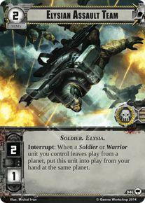 Elysian Assault Team