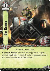 Ork Kannon
