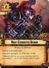 Rune-Encrusted Armor