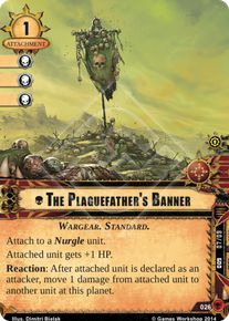 The Plaguefather's Banner