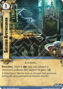 Secluded Apothecarion