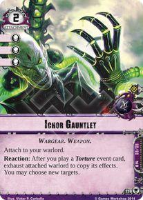 Ichor Gauntlet