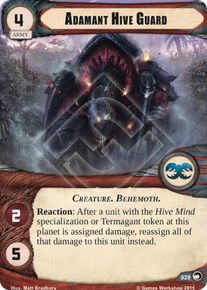 Adamant Hive Guard