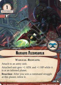 Noxious Fleshborer