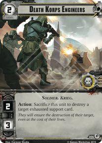 Death Korps Engineers