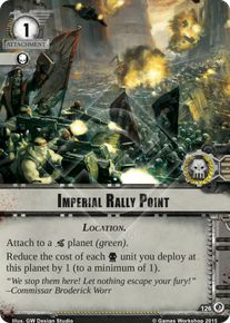 Imperial Rally Point