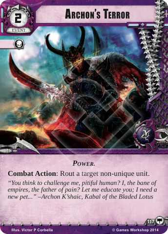 Archon's Terror