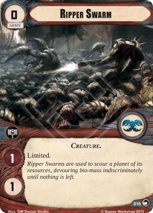 Ripper Swarm