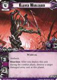 Klaivex Warleader