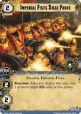 Imperial Fists Siege Force