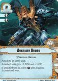 Auxiliary Armor
