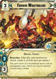 Furious Wraithblade