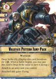 Valkyris Pattern Jump Pack