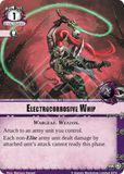 Electrocorrosive Whip