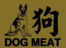 Invoice for Purchase of Dog Meat