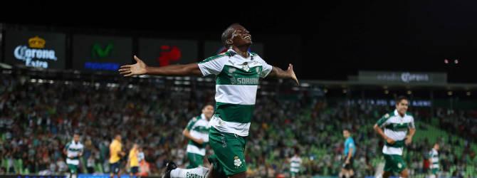 Santos 3 - 1 Morelia