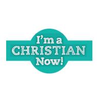 I'm a Christian Now - Logo