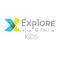 Explore the Bible - Kids Logo