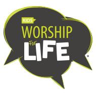 Worship for Life - Kids Logo