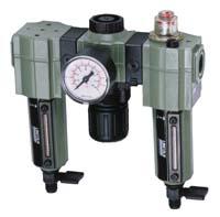 Lincoln modular AirCare filters, regulators and lubricators