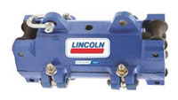 Lincoln WRL wire rope lubricator