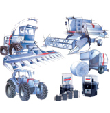Mobile and Stationary Agricultural/Forestry Equipment