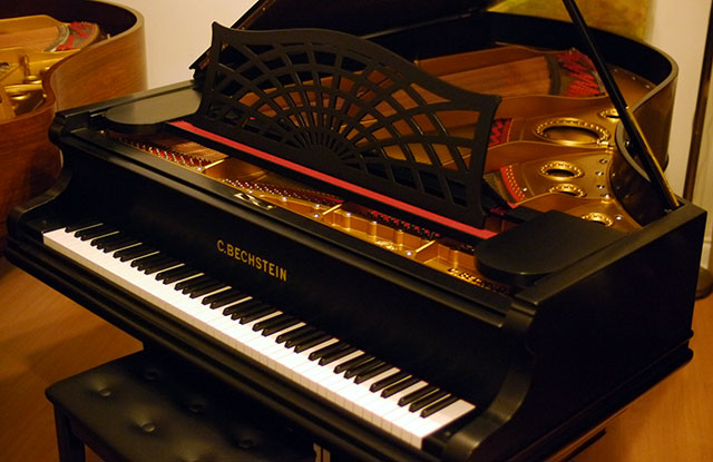 Bechstein Serial Numbers - Find out the age / how old is your piano
