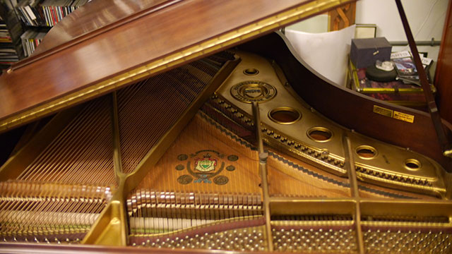 knabe art-case pianos