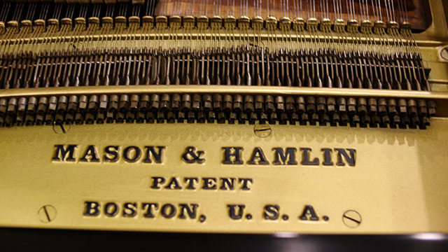 mason and hamlin pianos for sale